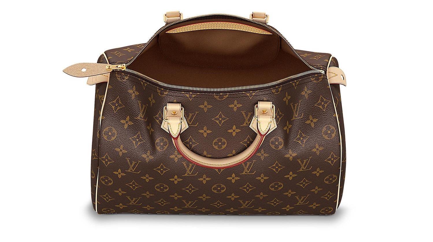 Come riconoscere una borsa LV originale?