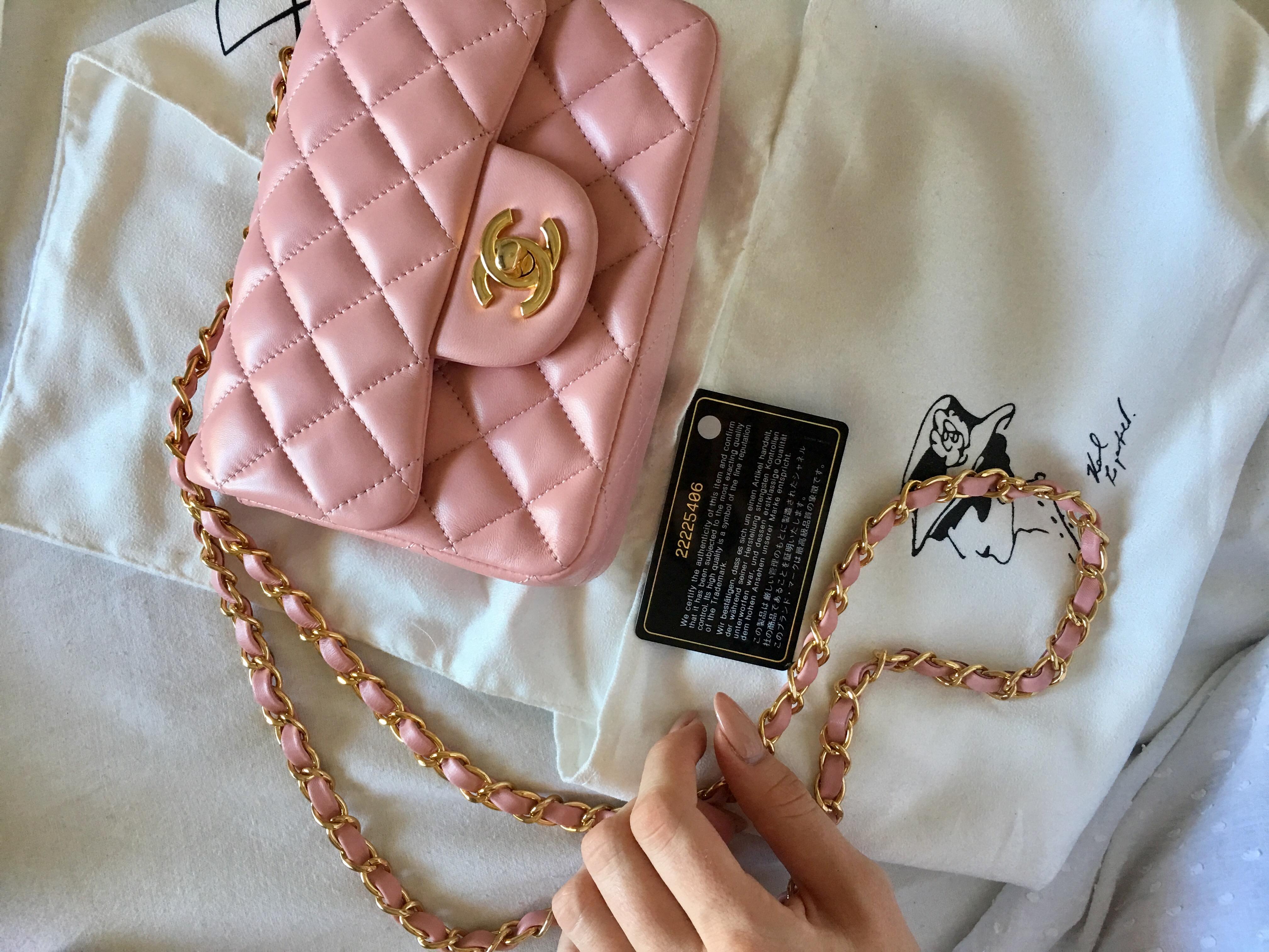 CHANEL: Il mio nuovo acquisto e come nasce la storia del logo Chanel (vediamo se questa la sapevate!)